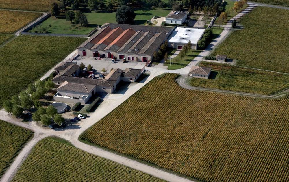 Station de traitement des eaux pour 120 hectares de vignes